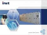 Biến tần CHV180  ứng dụng cho thang máy