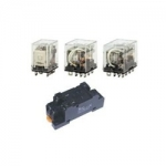 Relay Omron LY2N AC100/110