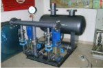 Controlled constant-pipeline pressure